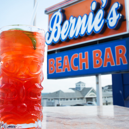 About Bernie S Beach Bar